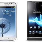 Samsung Galaxy Grand vs Sony Xperia SL