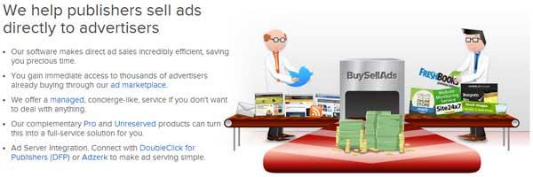 Best Google Adsense Alternatives 2014