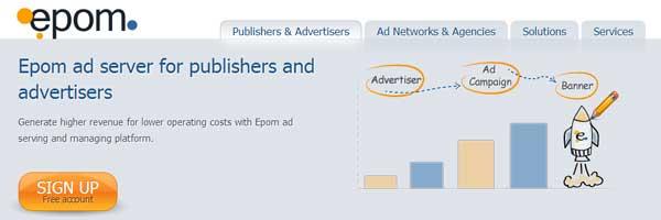 Epom Adsense Alternative