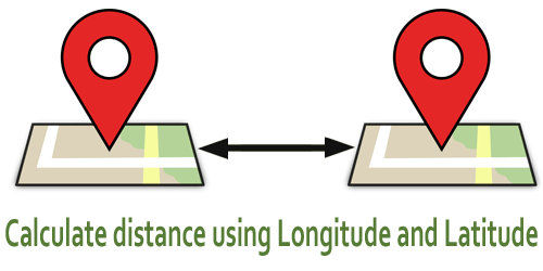calculate-distance-using-longitude-latitude-php