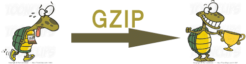 Compress PHP Website With GZIP