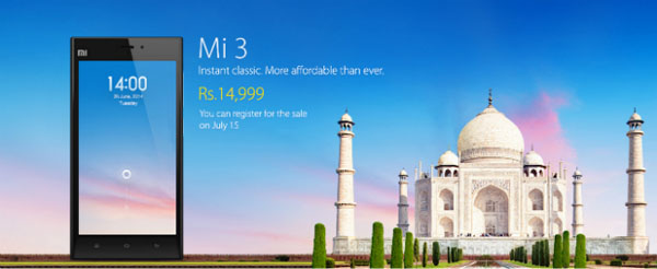 Xiaomi MI3 India launched for Rs.14999   2GB RAM   Quad Core