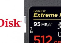 SanDisk 512 GB SD Card