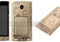 LG Fx0 Transparent Smartphone