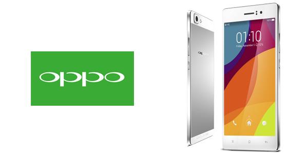 Oppo R5 Smartphone